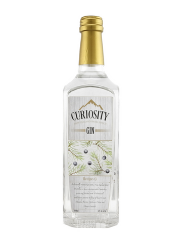 Curiosity Gin Recipe #23 | NZ | Buy online
