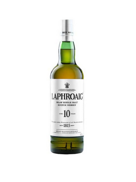 Laphroaig 10YO Single Malt Scotch Whisky