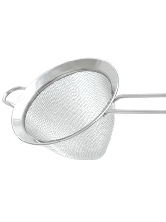 Fine Strainer: Conical