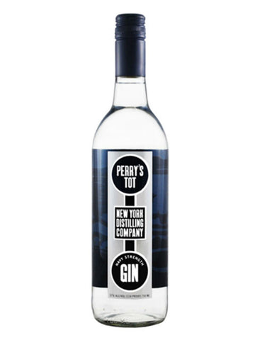 NY Distilling Co Perry's Tot Navy Strength Gin | NZ
