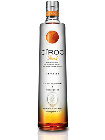 Ciroc Peach Vodka