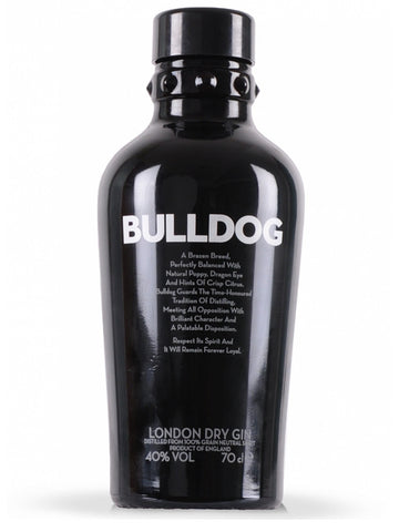 Bulldog Gin NZ