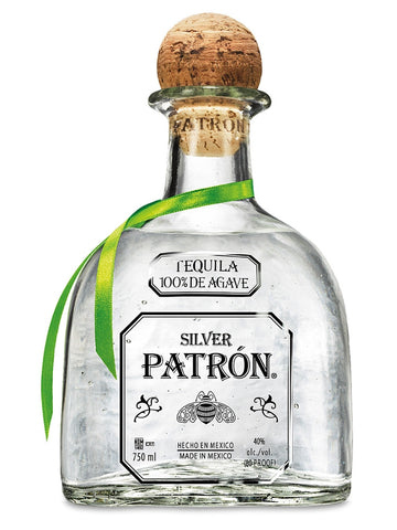 Patron Silver 750ml NZ