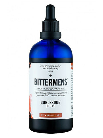 Buy Bittermens Burlesque Bitters Online in NZ