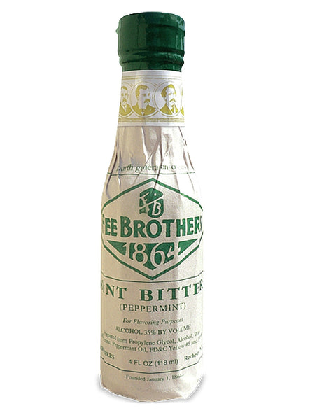 Fee Brothers Mint Bitters Buy Online in NZ