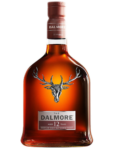 The Dalmore 12 Year Old Highlands Scotch Whisky