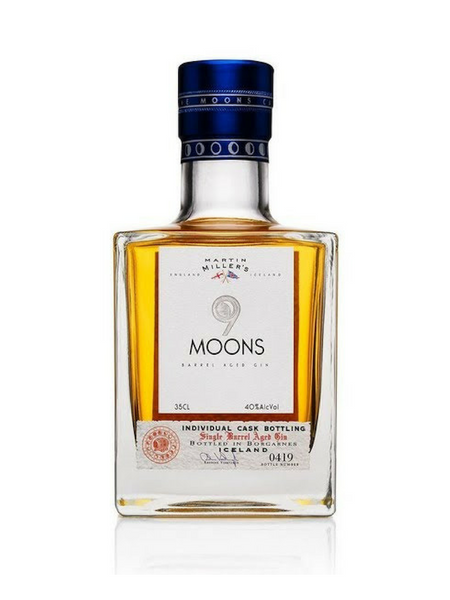 Martin Miller's 9 Moons Barrel Rested Gin