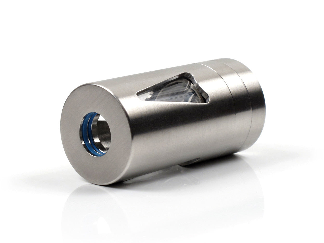 Stainless Steel Cover, Tank Capacity : 3,5 ML