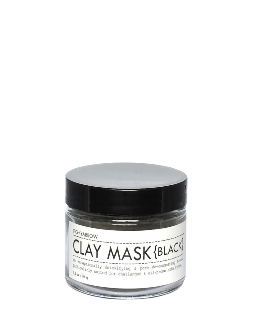 Black Clay Masque
