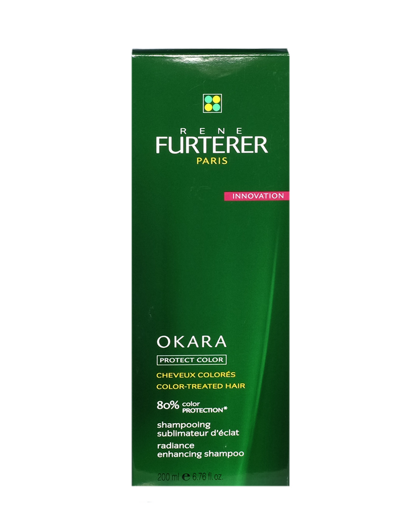 Okara Protect Color radiance enhancing Shampoo