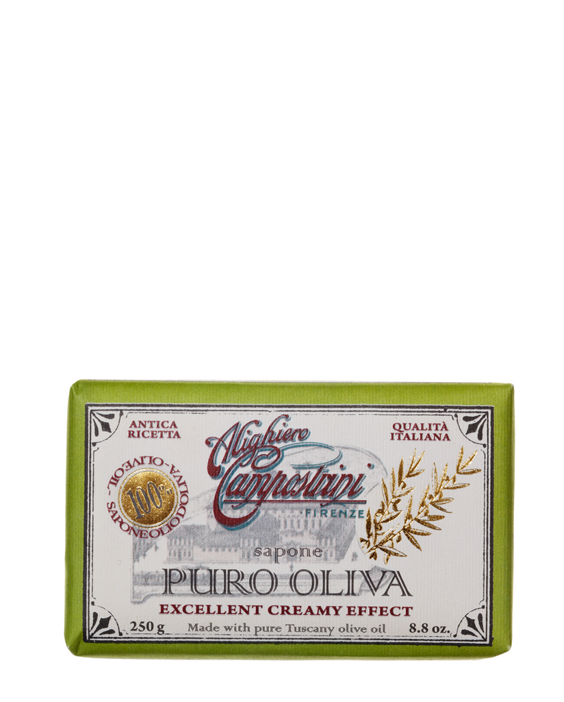 Pure Tuscan Olive Oil Soap