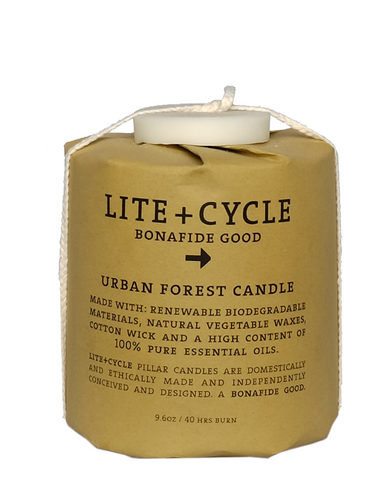 Urban Forest Candle