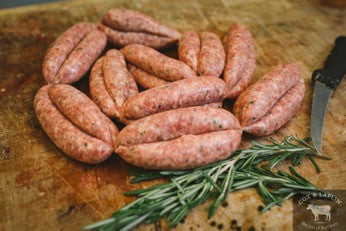 Traditional Old English Pork Sausages