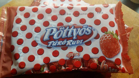 Hungarian Red Dot Sweet Piros Pottyos