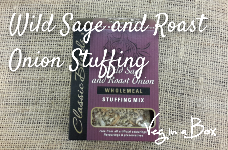 Wild Sage and Onion Stuffing