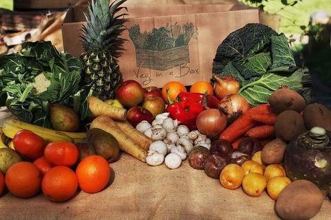 Combined Fruit and Veg Box