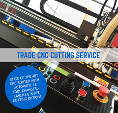 TRADE CNC ROUTING SERVICE