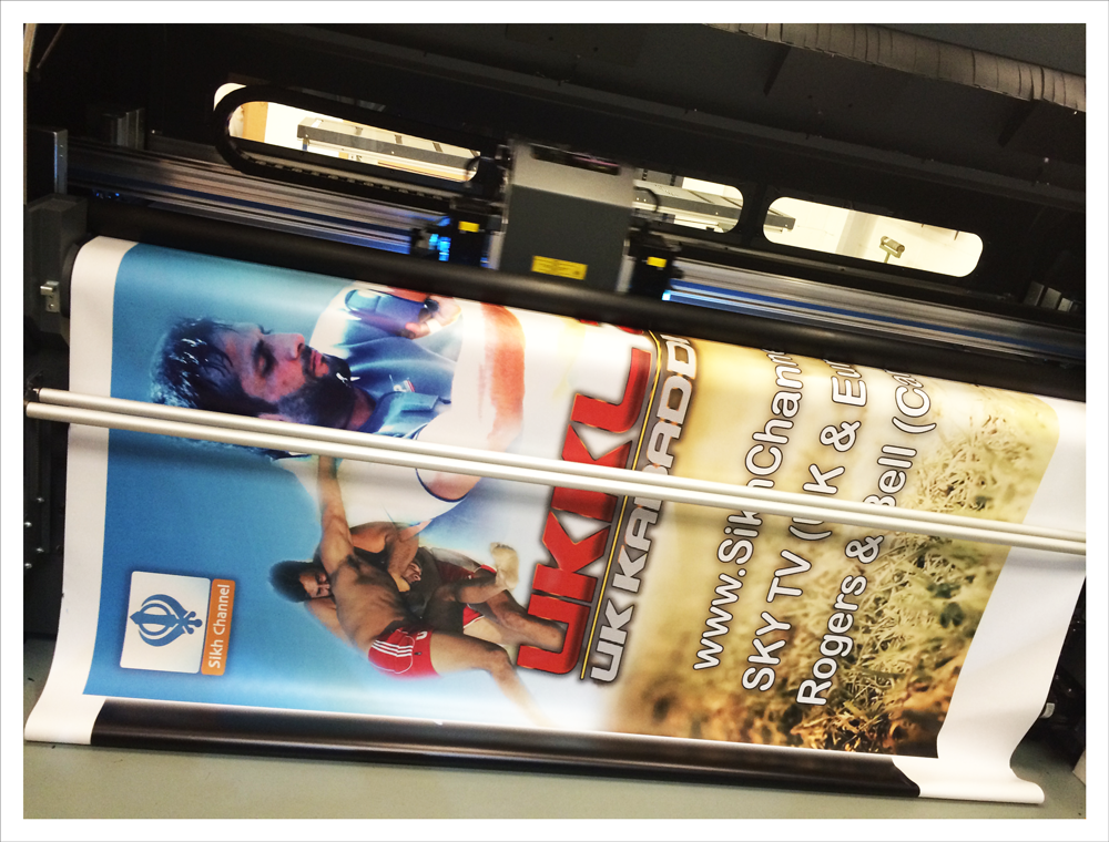 PVC banners, banner printing, trade banner printing, custom banners