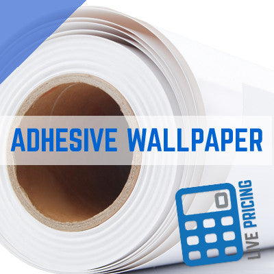 WALLPAPER - 220GSM SELF ADHESIVE WALLPAPER PRINTING
