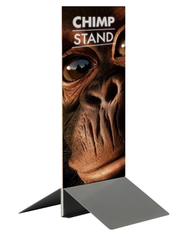 CHIMP WEDGE BANNER STAND BASE UNIT