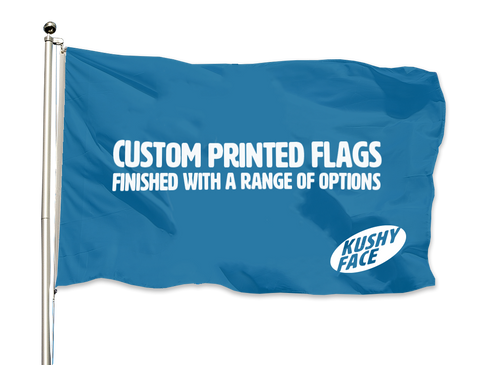 Flag Printing, Custom Flag Printing, Advertising Flags