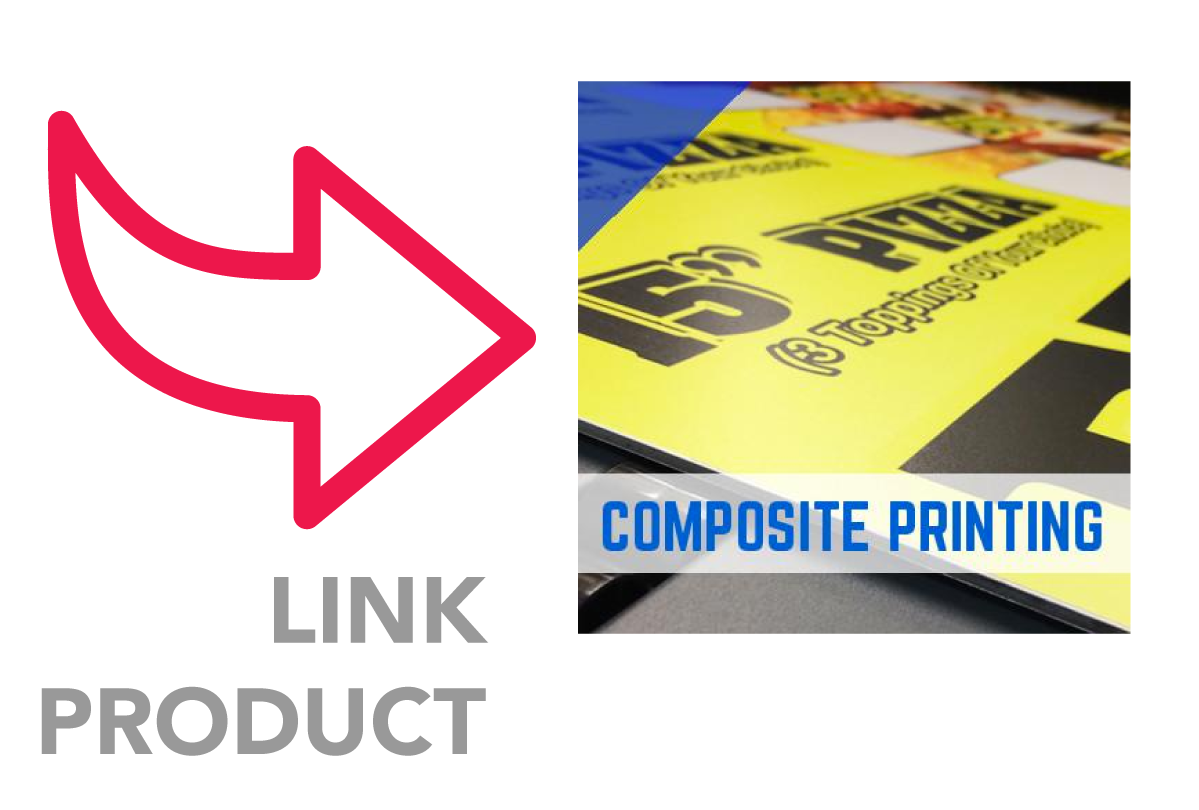 ALUMINIUM COMPOSITE BOARD - HIGH QUALITY COMPOSITE BOARD PRINTING - OPTIONS