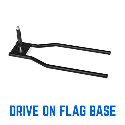 Flag Base Systems, Advertising Flags, Promotional Flags, Ground Spike, Cross Base, Water Base