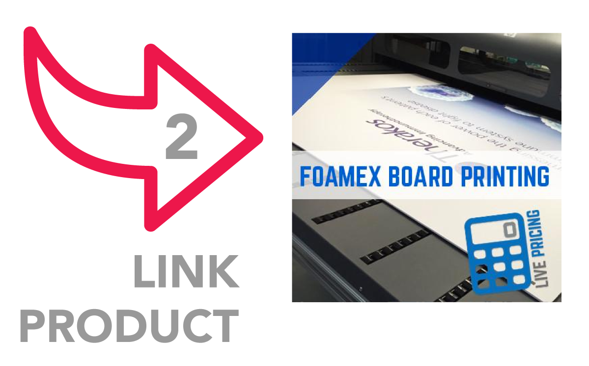 FOAMEX BOARD PRINTING - ADDITIONS 2