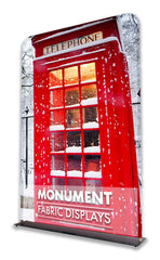 MONUMENT MONOLITH FABRIC BANNER STAND