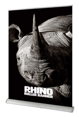 Rhino Roller Banner 1500mm Wide