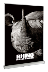 Rhino Roller Banner 2000mm Wide