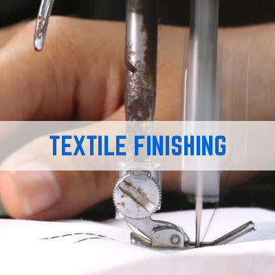 TEXTILE FABRIC FINISHING