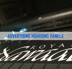 advertising hoarding boards