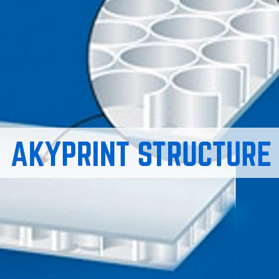 Akyprint Honeycomb Board Printing