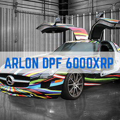 Vehicle Wrap Cast Vinyl Printing Trade - Arlon DPF 6000 XRP