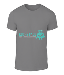 Anvil Fashion Basic T-Shirt Kushy-Face-Logo