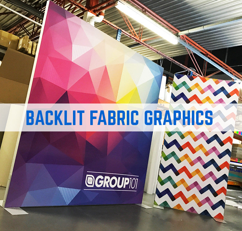 backlit fabric printing, silicon edge graphics, kedar edge graphics