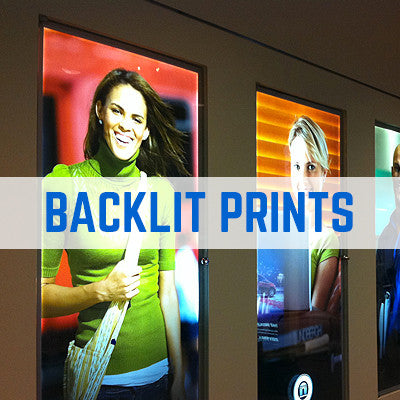 DURATRANS BACKLIT TRADE PRINTING - AVAILABLE IN A GLOSS OR MATT FINISH
