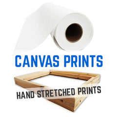 TRADE CANVAS PRINTS & PRINTING - PANORAMIC SIZES
