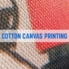 TRADE CANVAS PRINTING - 380GSM POLY COTTON FOR PREMIUM CANVAS PRODUCTION PRINTING