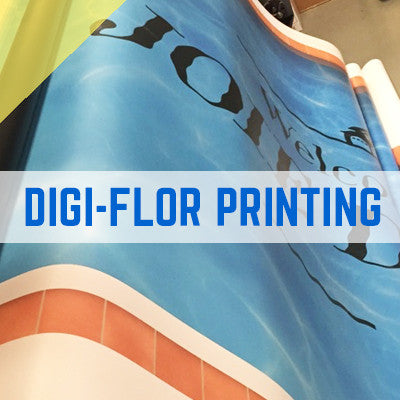 DIGIFLOR PRINTED DIGITAL FLOOR GRAPHICS
