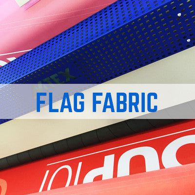 FLAG FABRIC - 110gsm knitted polyester flag fabric printing