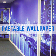 WALLPAPER - 200GSM SOFT MATTE FINISH WALLPAPER PRINTING