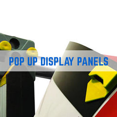 Pop Up Display Stand Graphic Panel Replacement