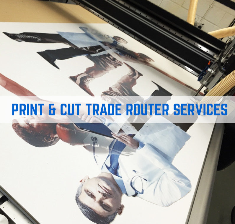 Trade CNC Routing & CNC Trade Cutting Services