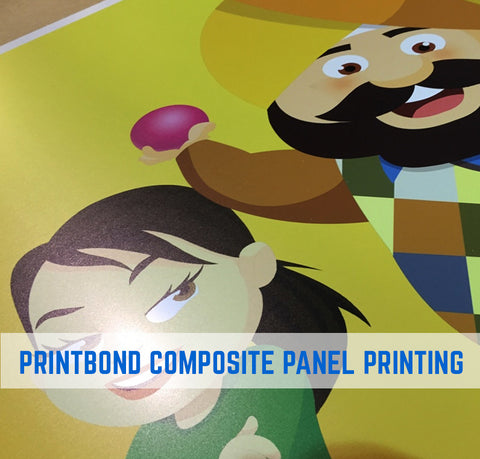 Aluminium Composite Board Printing | Custom Sizes | Instant Price