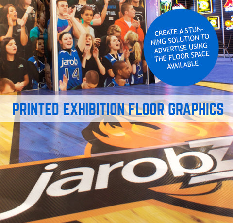 PRINTED FLOOR GRAPHICS G-FLOOR - FLEXIBLE 2MM THICK FLOORING