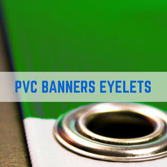 PVC Banner Printing - 400gsm Mesh Banner High Quality Trade Banner Printing