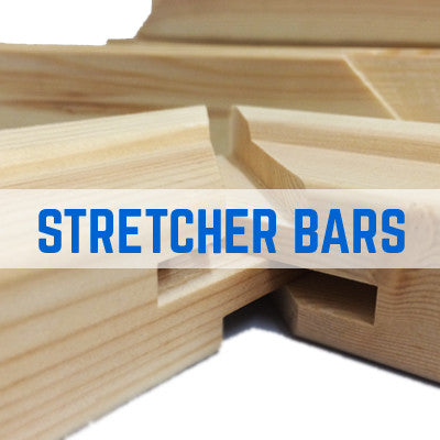 Canvas Stretcher Bars - Boxes of 30 per pack