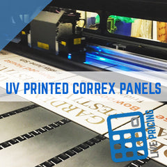 multiple correx board printing